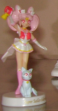 main photo of Doll Collection ~Sailor Moon~: Super Sailor Chibi Moon & Diana