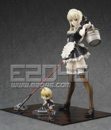 main photo of Saber Alter Maid & SD Saber Version