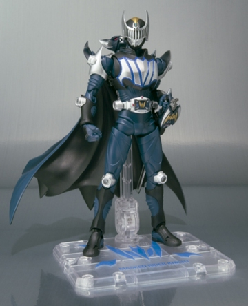 main photo of S.H.Figuarts Kamen Rider Knight & Dark Wing Set