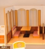 photo of Nendoroid Playset #05 : Wagnaria A Set - Guest Seating