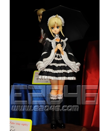 main photo of Saber with Umbrella
