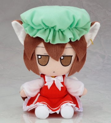 main photo of Touhou Project Plush Series 14: Chen
