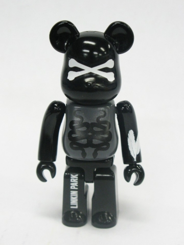 main photo of BE@RBRICK Linkin Park Edition