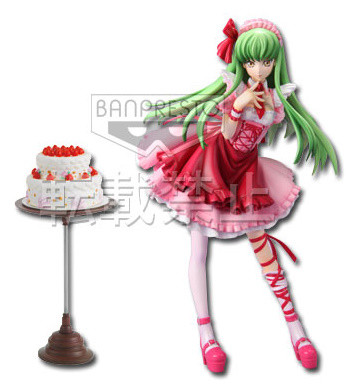 main photo of Ichiban Kuji Premium Code Geass in Wonderland: C.C.