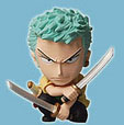 main photo of Anichara Heroes One Piece Vol.4: Roronoa Zoro