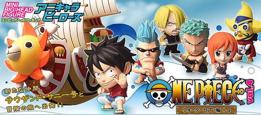 Anichara Heroes One Piece Vol4 Porche  My Anime Shelf