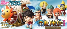 photo of Anichara Heroes One Piece Vol.4: Chimney & Gonbe