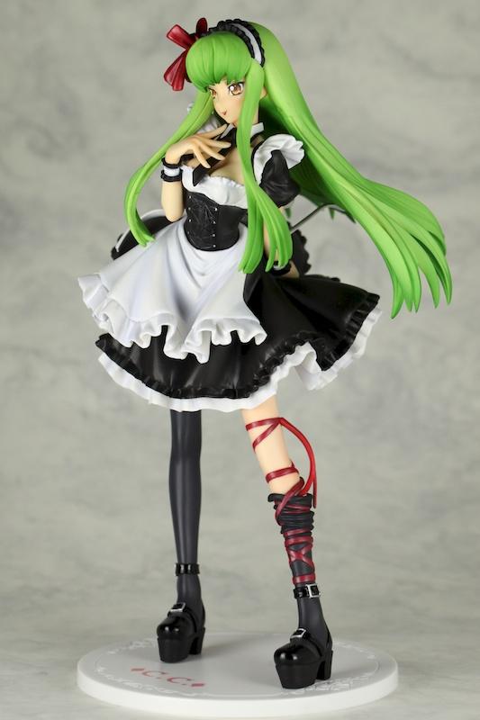 Ichiban kuji Code Geass in Wonderland ver Nunnally Premium Figure