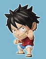 main photo of Anichara Heroes One Piece Vol.4: Monkey D. Luffy