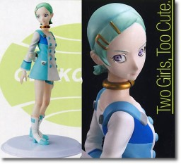 main photo of Eureka Seven DX Girls Figure Eureka