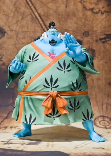main photo of Figuarts Zero Jinbei New World Ver.