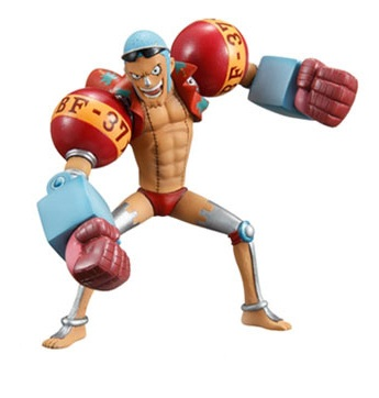 main photo of Half Age Characters One Piece Vol.3: Franky