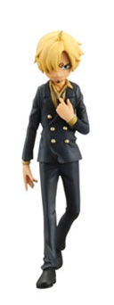 main photo of Half Age Characters One Piece Vol.3: Sanji