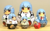 photo of Ayanami Rei Matryoshka ver.