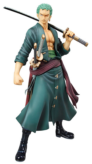 main photo of Portrait Of Pirates Sailing Again Roronoa Zoro