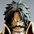 One Piece D Lineage DX Figure Vol.2: Gol D. Roger