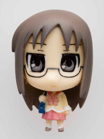 main photo of Cutie Figure Mascot: Nichijou: Mai