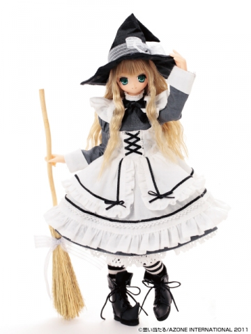 main photo of PureNeemo: Koron Majokko, Littlewitch of the Wind