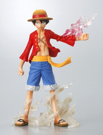 main photo of One Piece Attack Motions New Chapter: Monkey D. Luffy