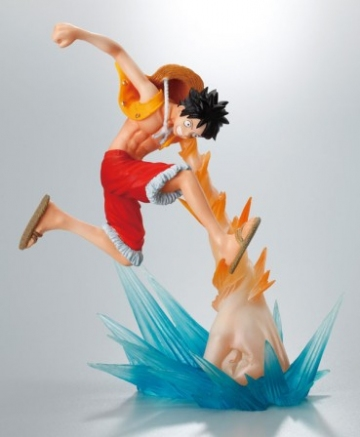 main photo of One Piece Attack Motions Vol. 2: Luffy
