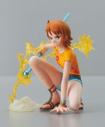 main photo of One Piece Attack Motions Vol. 2: Nami