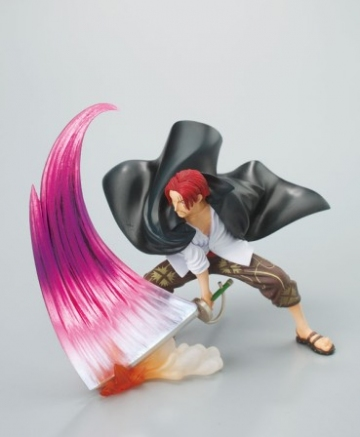 main photo of One Piece Attack Motions Vol. 2: Shanks