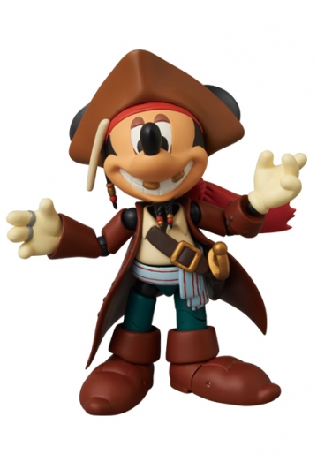 main photo of Mickey Mouse JACK SPARROW Ver.