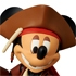 Mickey Mouse JACK SPARROW Ver.