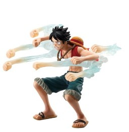 main photo of One Piece Attack Motions Vol. 1: Monkey D. Luffy