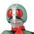 Real Action Heroes No.543 DX Kamen Rider 1 Ver.2.5