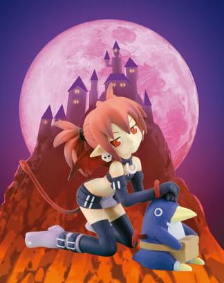 main photo of Solid Works Collection DX Disgaea: Etna