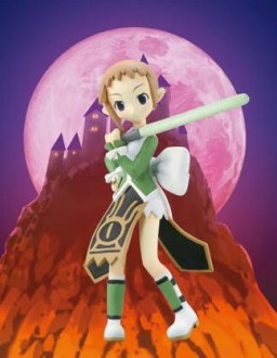 main photo of Solid Works Collection DX Disgaea: Female Knight