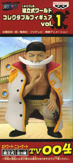 main photo of One Piece World Collectable Figure vol. 1: Whitebeard
