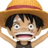 One Piece World Collectable Figure vol.20: Monkey D Luffy