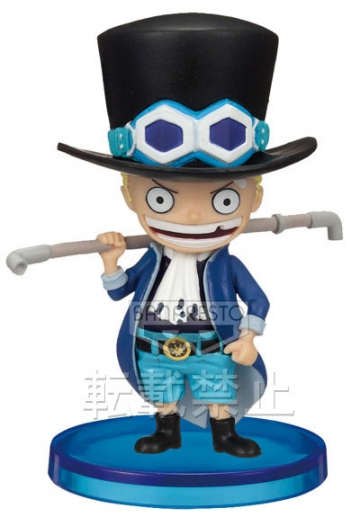 main photo of One Piece World Collectable Figure vol.20: Sabo