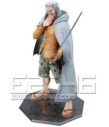 main photo of One Piece ANTIHERO: Silvers Rayleigh