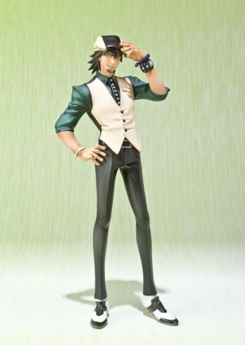 main photo of Figuarts Zero Kotetsu T. Kaburagi