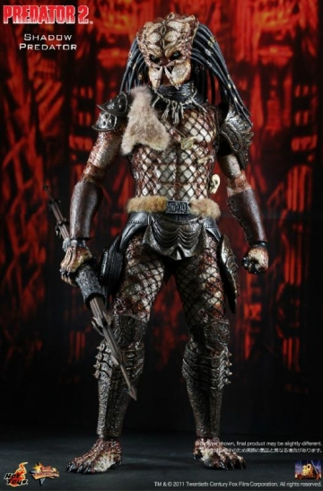 main photo of Movie Masterpiece Shadow Predator