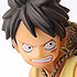 One Piece Brotherhood DX Figures: Monkey D. Luffy