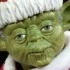 Yoda Holiday Version