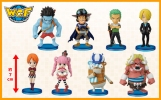 photo of One Piece World Collectable Figure vol.3: Usopp
