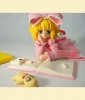photo of Hina Ichigo Lying Ver.