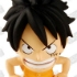 Anime Heroes One Piece Vol. 9 Marineford: Monkey D Luffy