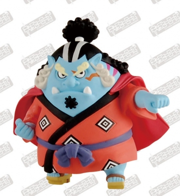 main photo of Anime Heroes One Piece Vol. 9 Marineford: Jinbei