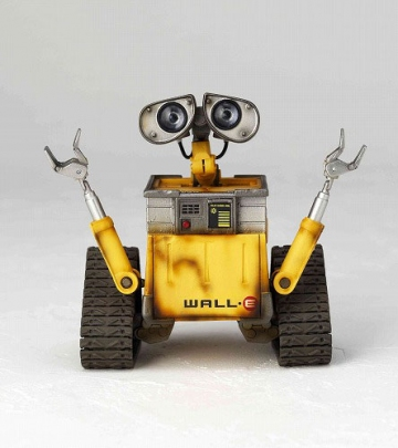 main photo of Revoltech Pixar Figure Collection No.002 WALL-E