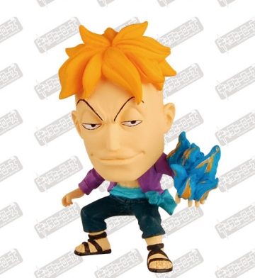 main photo of Anime Heroes One Piece Vol. 9 Marineford: Marco