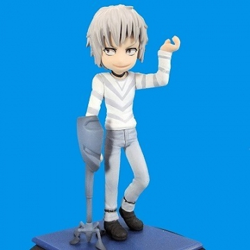 main photo of Toys Works Collection 4.5 To Aru Majutsu no Index II: Accelerator Secret Ver.