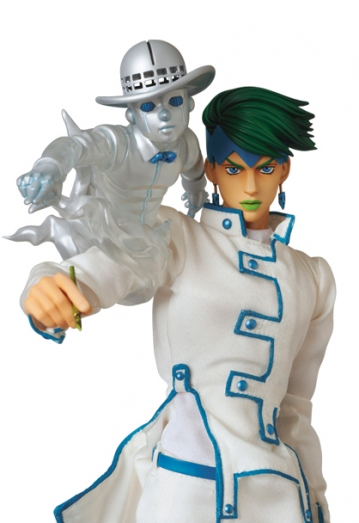 main photo of Real Action Heroes 532 Rohan Kishibe Rohan au Louvre Ver.