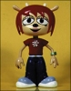 photo of Vinyl Collectible Doll: Lammy