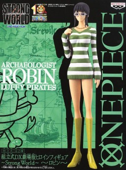 main photo of DX Heroin Figure One Piece Film ~Strong World~: Nico Robin